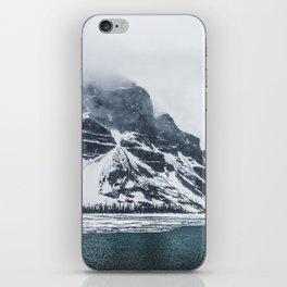 Bow Lake Alberta iPhone Skin