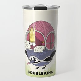 DOUBLE KING: Ovum Regia Travel Mug