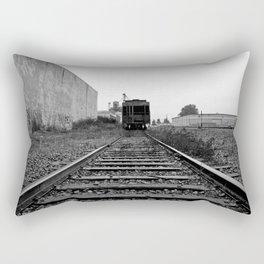 Last stop Rectangular Pillow