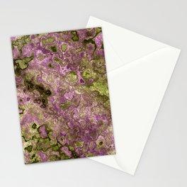 Gem Stone Rock Stationery Cards