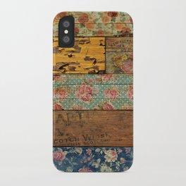Barroco Style iPhone Case