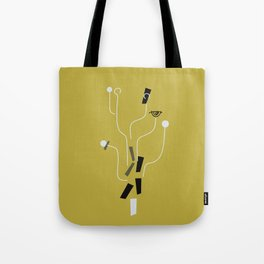 Clueless Bramble [Gold] Tote Bag