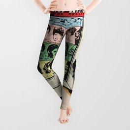 Vintage 1978 Rolling Stones - Some Girls - Concert Poster - Store Display Leggings
