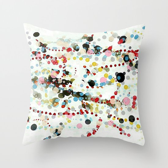 And hats. Hats, hats, hats for career girls. Throw Pillow