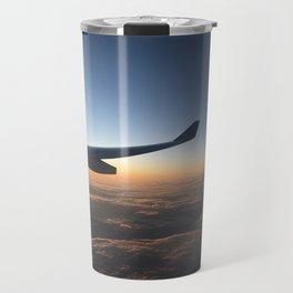 In the sky Travel Mug