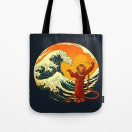 Maestro of the Sea Tote Bag