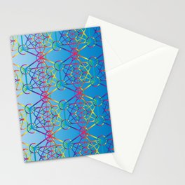 Spectral Metatron Stationery Cards