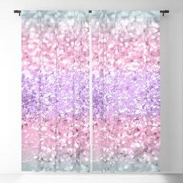 Unicorn Girls Glitter #8 #shiny #pastel #decor #art #society6 Blackout Curtain