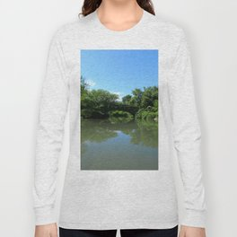 Gapstow Bridge - Central Park Long Sleeve T-shirt