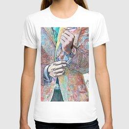 Pop Impressionist Men's Fashion T-shirt