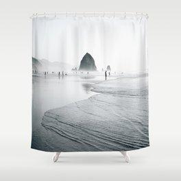Cannon Beach Shower Curtain