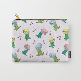 Macaron-Rex Carry-All Pouch