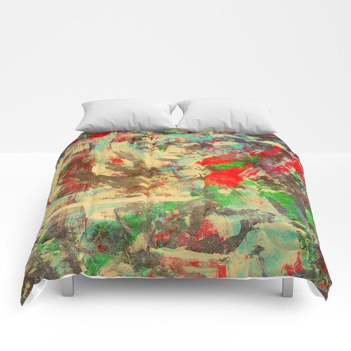 Mexico City Comforters