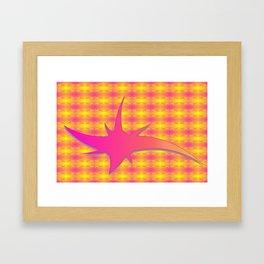 Swingstar and scions  b ... Framed Art Print