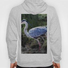Grey Heron Hoody