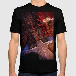 Looking Up - Albi Cathedral T-shirt