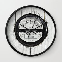 Made to Measure Wall Clock