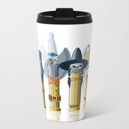 The Toon Bullets (aged version) Travel Mug