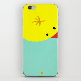 """The Peek"" iPhone Skin"