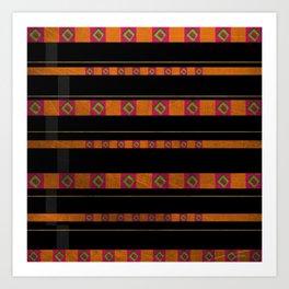 Cusco Art Print