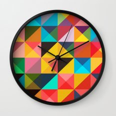 Otherwise North Wall Clock