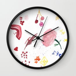 Inner child  Wall Clock