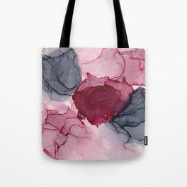 Roses between the Stones Tote Bag