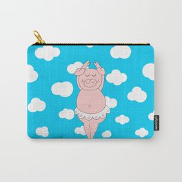 Dancer pig Carry-All Pouch