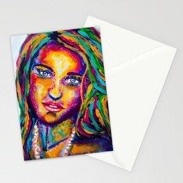 Katie mcGrath Rainbw Stationery Cards