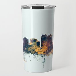 Orlando Florida Skyline Travel Mug