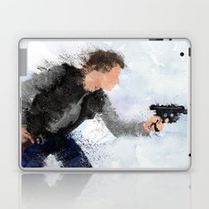 The Smuggler ( Splatter ) Laptop & iPad Skin