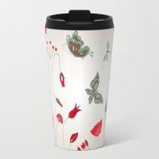 Tatemae Japanese Ochre Travel Mug