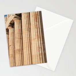 Parthenon, Athens, Acropolis of Athens, ancient Greece photography, Athens Agora, doric columns Stationery Cards