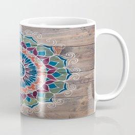 Joey Mandala Coffee Mug