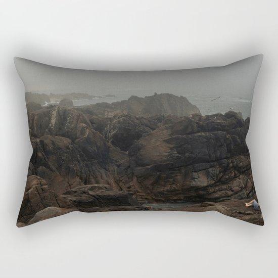 Seagull Bay Rectangular Pillow