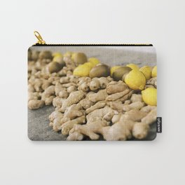 Market in Paris Carry-All Pouch