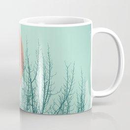 Birds and tree silhouette 2 Coffee Mug