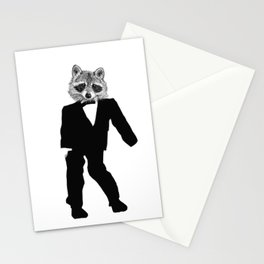 Twisted Raccoon Stationery Cards