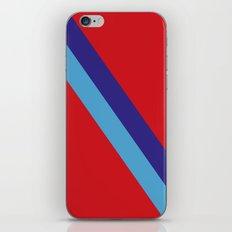 Team, colors, Nacional iPhone & iPod Skin
