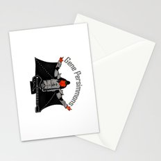 gene persimmons Stationery Cards