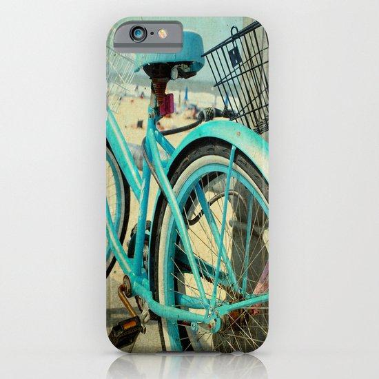 Beach Bike iPhone & iPod Case