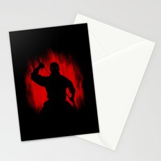 Ninja / Samurai Warrior Stationery Cards