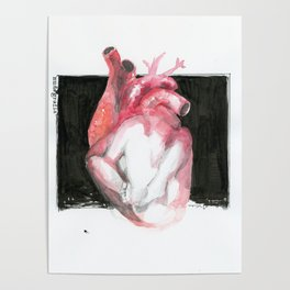 NUDEGRAFIA - 58 Heart II Poster