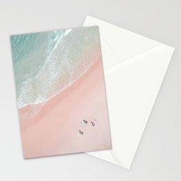 Surf Yoga II Stationery Cards