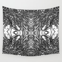 Subconscious Thoughts  Wall Tapestry