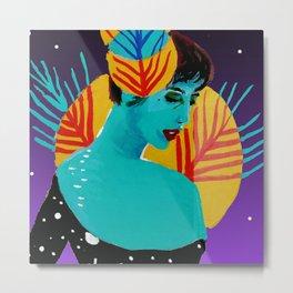 Cosmic women  Metal Print