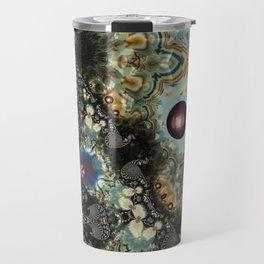 Storm Shadow Fractal Travel Mug