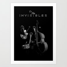 The Invisibles (With Title) Art Print