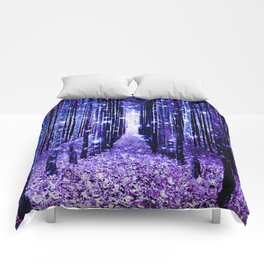 Magical Forest Comforters