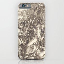 Albrecht Dürer - The Betrayal of Christ iPhone Case